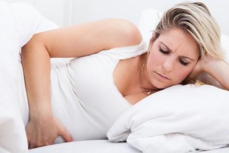 Болезненные ощущения при воспалении яичников