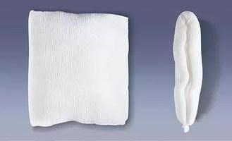 Тампоны из бинта для лечения кисты