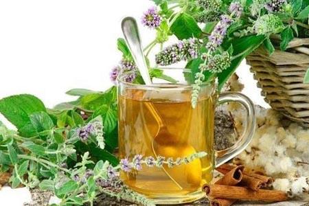 Травяные настои и чаи