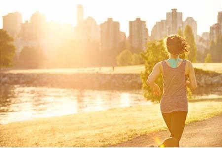 Легкие физические упражнения