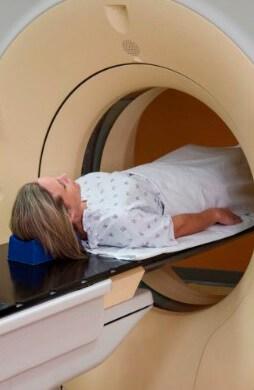 Прохождение МРТ придатков