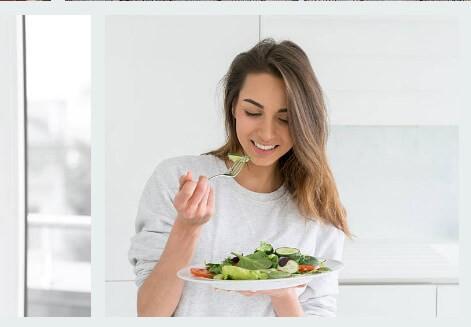 Правильность употребляемой пищи во время лечения