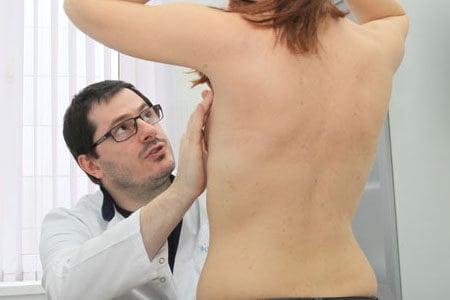 Уменьшение боли перед месячными