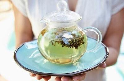 Травяной чай и настойка
