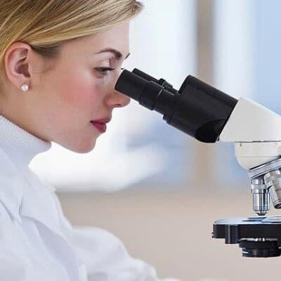 Проведение исследования измененных клеток