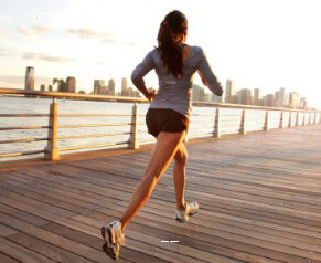Бег и быстрая ходьба