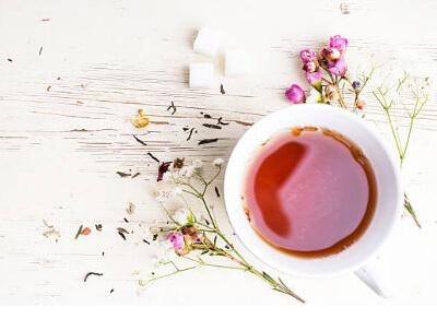 Чай из чайной розы