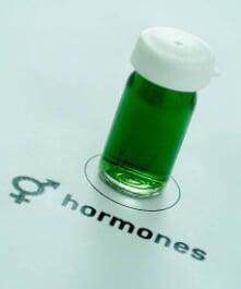 Нарушение баланса женских и мужских гормонов