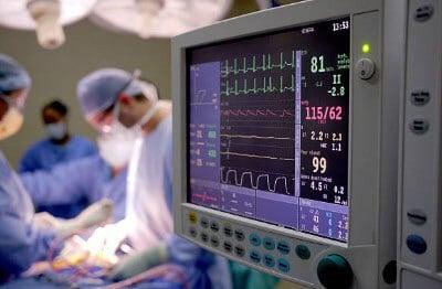 Сердечные показатели во время оперативного вмешательства