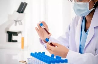 Анализирование состава биоматериала
