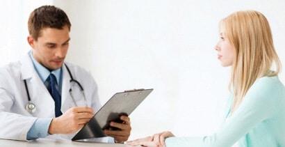 Наставление врача на прием выписанных лекарств