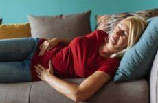 Определение кисты яичника в домашних условиях